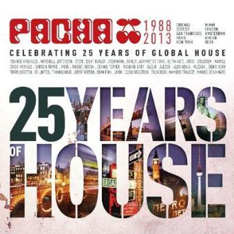 Pacha - 25 Years Of House (3CD)