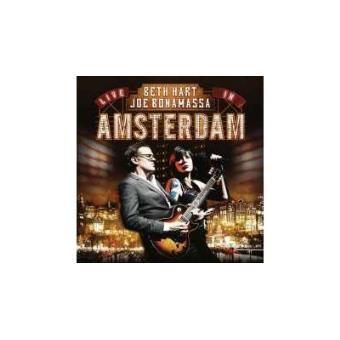 Live in amsterdam (2CD)
