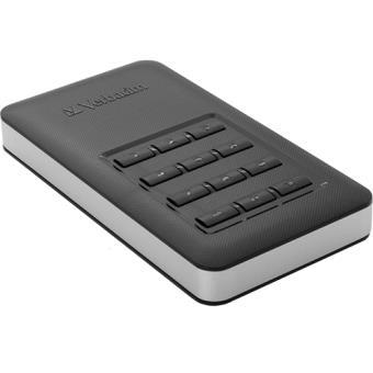 Disco Externo HDD Verbatim Store 'n' Go Secure Portable - 1TB