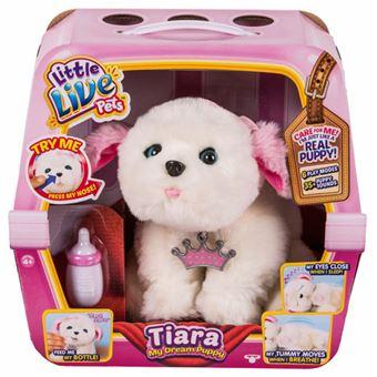 Little Live Pets Tiara My Dream Puppy - Famosa