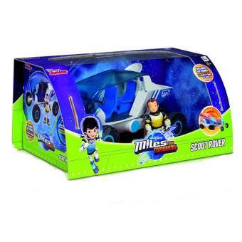 Miles do Futuro - Scout Rover - IMC Toys