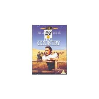 BIG COUNTRY,THE (DVD) IMP