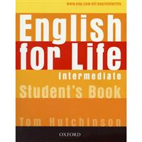 English for Life: Intermediate - Student's Book
