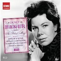 Dame Janet Baker | The Beloved Mezzo (5CD)