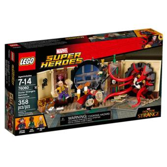 LEGO Marvel Super Heroes 76060 Doctor Strange's Sanctum Sanctorum