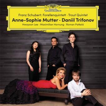 Schubert: Trout Quintet - CD