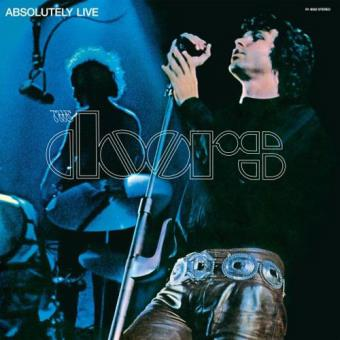 Absolutely Live - 2LP Blue Vinyl