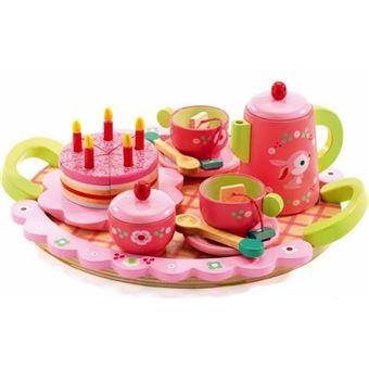 Lili Rose Conjunto Chá de Aniversário - Djeco