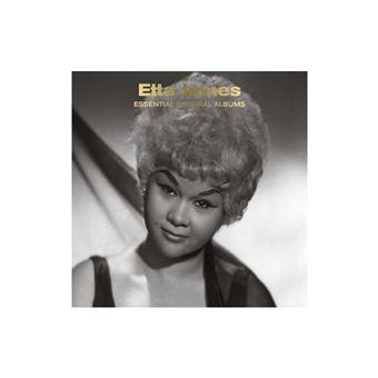 Etta James | Essential Original Albums (3CD)