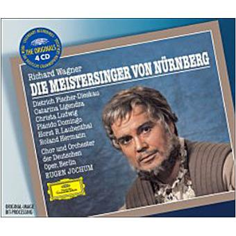 Wagner   Die Meistersinger von Nürnberg (4CD)