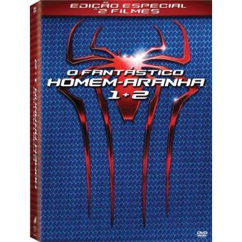 O Fantástico Homem-Aranha 1+2
