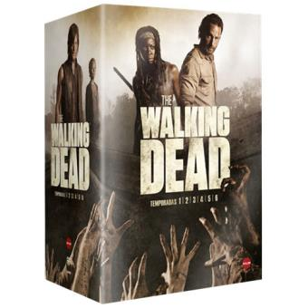 The Walking Dead - 1ª, 2ª, 3ª, 4ª, 5ª, 6ª Temporadas (DVD)