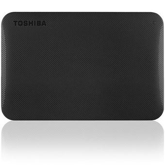 Disco Externo Toshiba Canvio Ready - 2.5 '' - 4TB - Preto