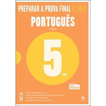 Preparar a Prova Final - Português 5º Ano