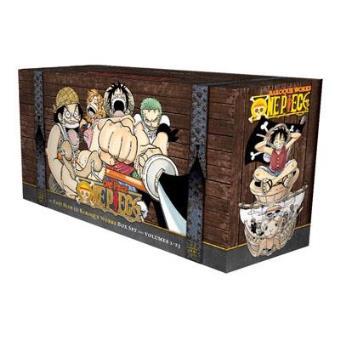 One Piece Box Set Vol 1-23