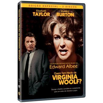 Quem Tem Medo de Virginia Wolf - DVD