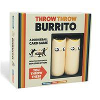 Throw Throw Burrito - Self-published