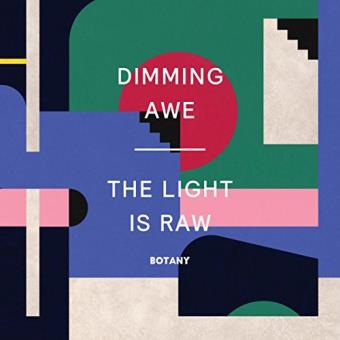 Dimming Awe, The Light Is Raw (Colored Vinyl)