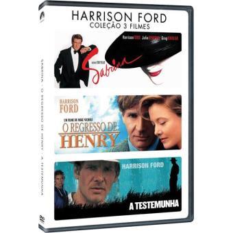 Coleção 3 Filmes - Harrison Ford