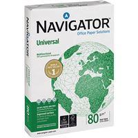 Resmas Papel Impressora Navigator Universal A4 80gr - 500 Folhas