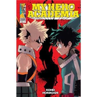 My Hero Academia, Vol. 2