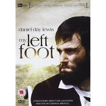 My Left Foot - DVD Importação