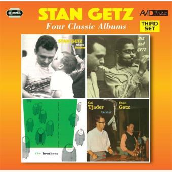 Stan Getz: Four Classic Albums - 2CD