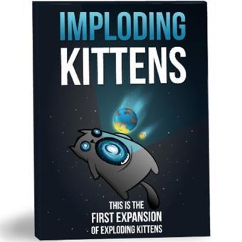 Imploding Kittens Expansão - Divercentro