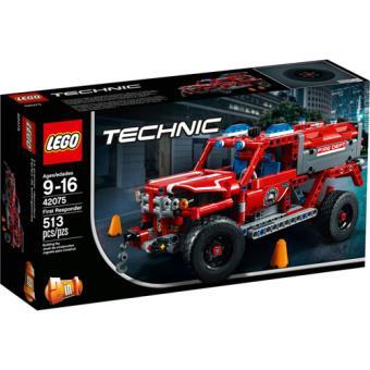 LEGO Technic 42075 Veículo de Primeiros Socorros