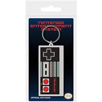 Porta-Chaves de Borracha Nintendo NES Controller