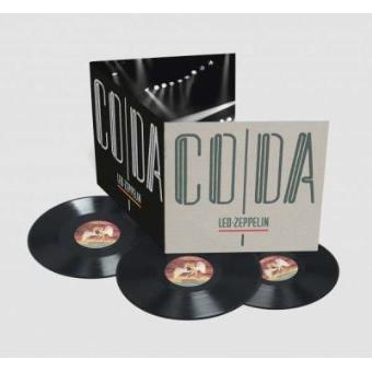 Coda (Reissue) (180g) (Deluxe Edition 3LP)