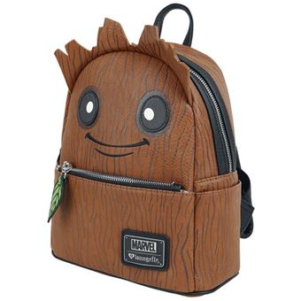 Mini Mochila Loungefly Guardians of the Galaxy: Groot