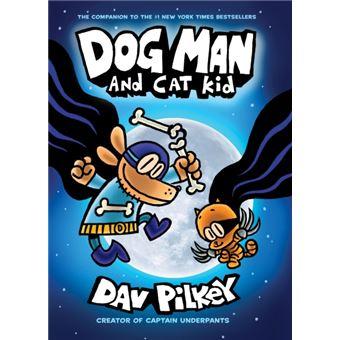 Adventures of dog man 4: dog man an