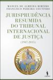 Jurisprudência Resumida do Tribunal Internacional de Justiça