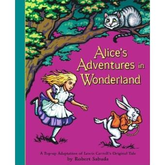 Alice's Adventures in Wonderland Pop-Up Book