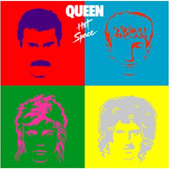 Hot Space (Deluxe Edition)(2011 Remaster) (2CD)