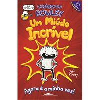 O Diário do Rowley 1: Um Miúdo Incrível