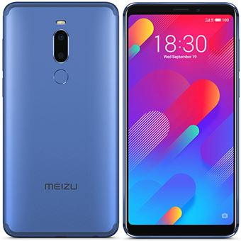 Smartphone Meizu M8 - 64GB - Azul