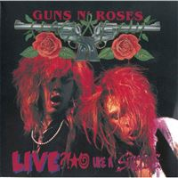 G N'R Lies: Live - CD
