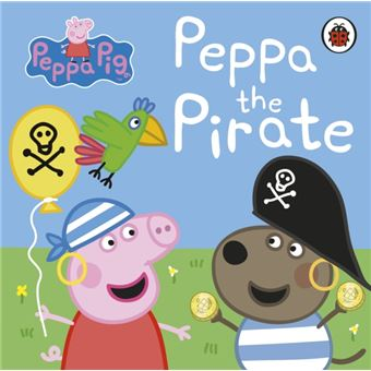 Peppa pig: peppa the pirate