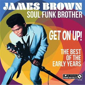 Soul Funk Brother: Get on Up! - LP