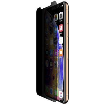 Película Ecrã Vidro Temperado Belkin Screenforce InvisiGlass Ultra Privacy para iPhone XS Max
