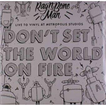 Live to Vinyl at Metropolis Studios - LP 12''
