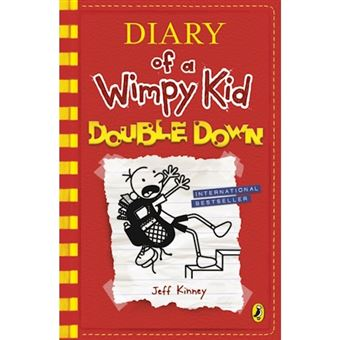 Diary of a wimpy kid: double down (