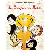 As Canções da Maria Vol 1 - CD + DVD