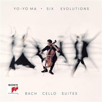 Six Evolutions - Bach: Cello Suites - 2CD