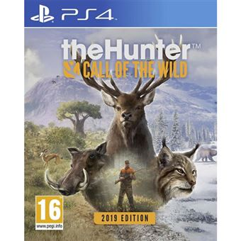 The Hunter: Call of The Wild 2019 Edition - Ps4