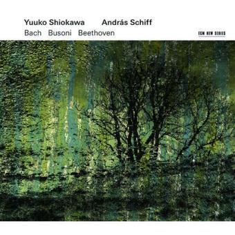 Bach, Busoni, Beethoven - CD