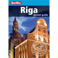 Berlitz Pocket Travel Guide - Riga