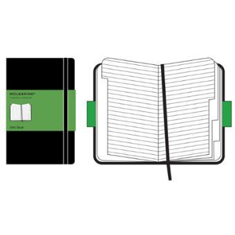 Moleskine: Caderno de Viagens Bolso